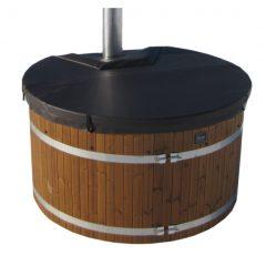 Изоляционная крышка для купелей d220см с печью SUB
