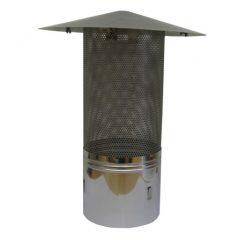 Дождевой колпак d150мм с защитой от искрометания