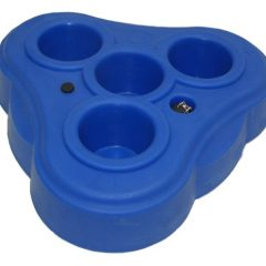 Плавающая подставка для напитков Kirami Tubbar, синяя