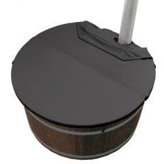 Изоляционная крышка для купелей d200см с печью SUB