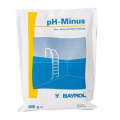 Регулятор кислотности pH минус